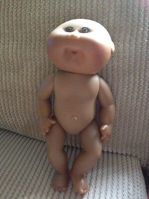Mattel's First Edition Cabbage Patch Doll