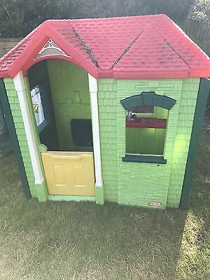 Little Tikes Play House Wendy House Ex Condition