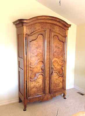 Antique Louis XV French Armoire.  NEWLY PRICED.