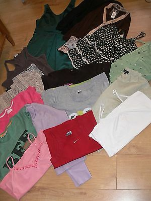 16 Items Of Womens Clothing - Bundle - Size 14 Job Lot - Warehouse / H&m