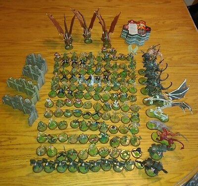 Heroscape Figure Lot 135 with Cards!