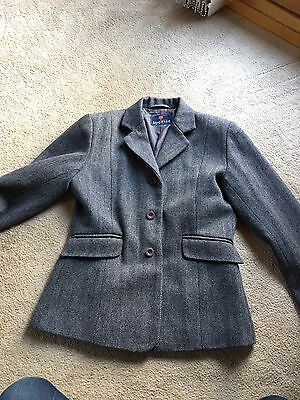 Grey Child's Show Jacket
