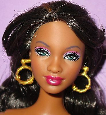 Barbie 2012 So in Style Sis Byron Mbili articulated SIS AA Black Grace Trichelle