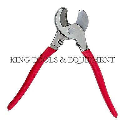 "9"" CABLE CUTTERS CUTTING PLIERS, High Leverage, Bypass Shear Cut NEW"
