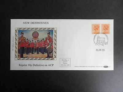 Benham Fdc D27. 1985. New Definitives. S/hs. Exc Condition.