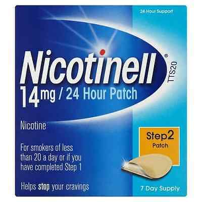 Nicotinell patches 14mg step 2