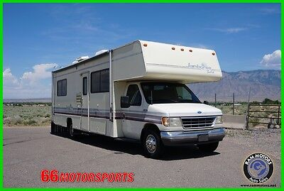 1995 Fleetwood Jamboree Ralle 29H Class C Motorhome Onan gen Loaded !!