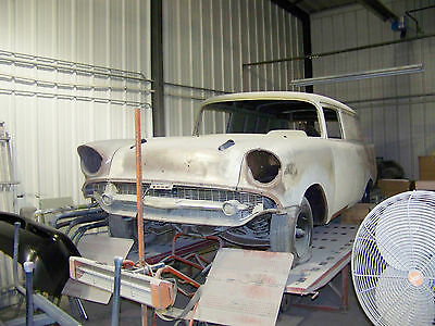 1957 Chevrolet Other  1957 Sedan Delivery Project Car