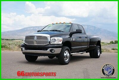2007 Dodge Ram 3500 SLT/Sport 2007 Dodge Ram daully 6.7L Cummings Crew Cab  Automatic 4WD 1 Owner Truck
