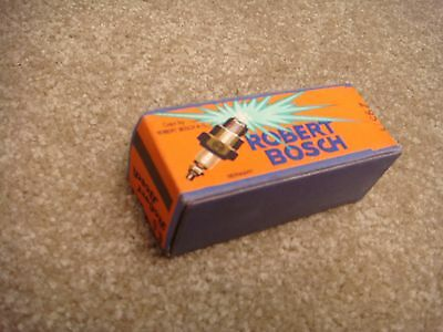 Vintage unopened Robert Bosch pyro-action spark plug from Germany