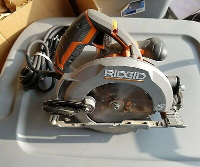 "Ridgid 6-1/2"" 12A Framing Saw R3204"