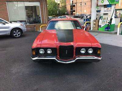 1971 Mercury Cougar Base 1971 71 mercury cougar base Coupe 351 Cleveland 4bbl Rebuilt Engine