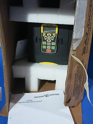 Baldor VS1SP25-1B 5HP VFD Drive - NEW DRIVE in BOX - UNUSED