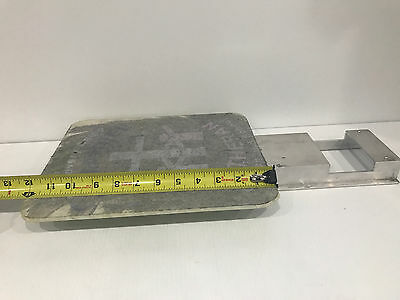 "M and R Item #MLINK-P-CM1012 M-LINK DTG PRINTER 10""X 12"" Shirt Pallet Used"