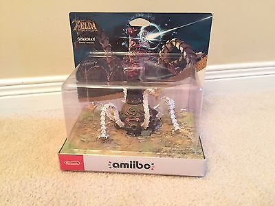 Guardian Amiibo - The Legend of Zelda Breath of the Wild [New]