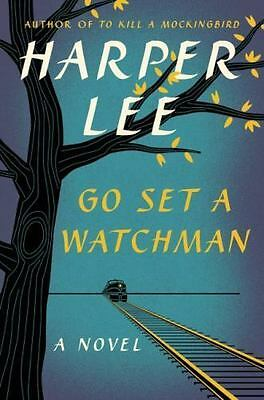 Go Set a Watchman by Harper Lee (2015, Hardcover)