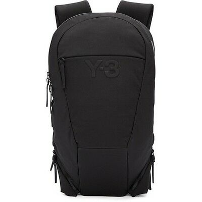 Y-3 Y3 Yohji Backpack Vest. Limited Edition. Black. Retail: $500. New. Bag