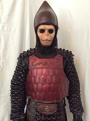 Planet Of The Apes Chimpanzee Screen Used Costume
