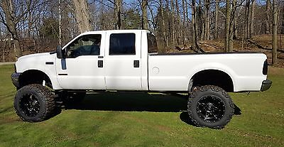 2004 Ford F-350 XLT 2004 F350 SUPER DUTY DIESEL 4x4 *LIFTED*
