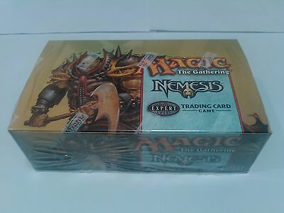 Magic the Gathering MTG Nemesis Factory Sealed Booster Box English