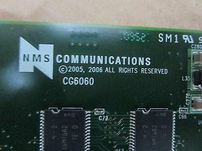 NMS Natural Microsystems  CG6060/32-4TE1