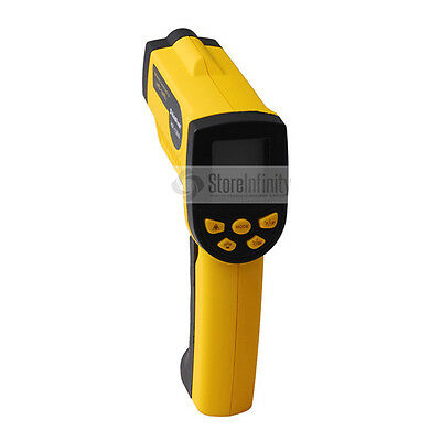 HoldPeak HP-1300 -50-1300℃ IR Laser Thermometer Temperature Gun