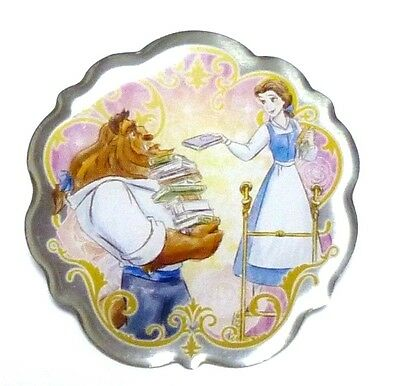 Japan Disney Beauty and the Beast Pins Collection - (D) Belle and the Beast