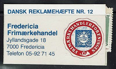 Greenland detached booklet with 86 and 87 -  Lot 051417
