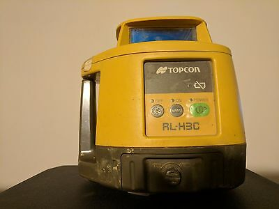 Topcon Rl-H3C Self Leveling Rotary Laser