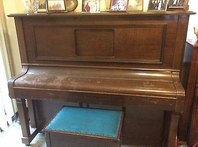 Pianola - Vintage Beale With Scrolls