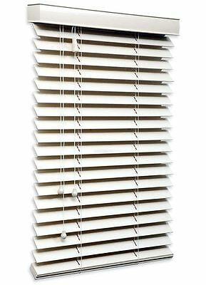 Timber Venetian Blinds 50mm