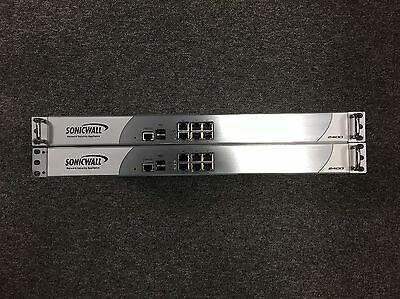 Routeur Sonicwall 2400