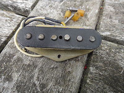 Fender Telecaster bridge pickup vintage 1965.