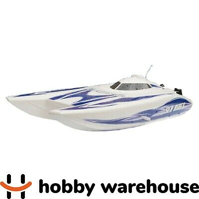 Joysway 8208 White Sea Rider MK2 2.4Ghz RC Racing Boat