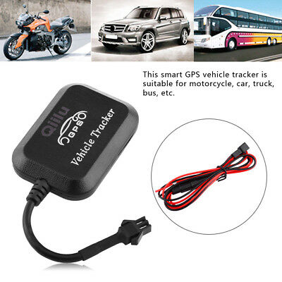 Real Time Car GPS GSM GPRS Tracker Vehicle Motorcycle Tracking Device Alarm DH