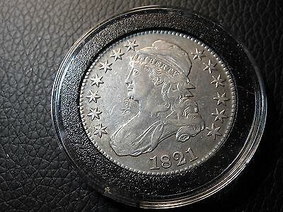 1821  CAPPED BUST HALF DOLLAR ****Free Shipping****