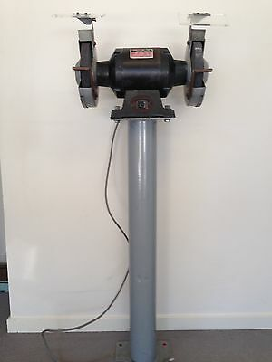 Bench Grinder 200mm With Stand.