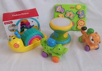 Baby 🌟 Toddler toy bundle 🌟 Fisher Price 🌟 ELC 🌟