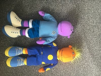 tweenies jake and milo plush toys