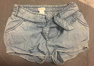 Country Road Baby Girls Shorts Sz 12-18mths
