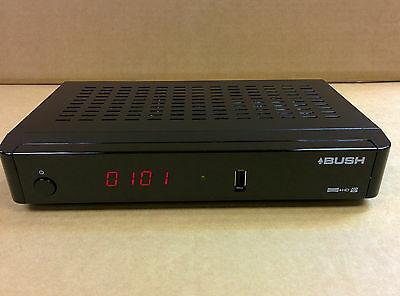 Bush Freeview+ HD 500GB Digital TV Recorder with USB Media Player B500DTR