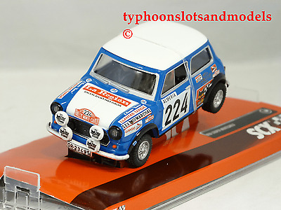 A10193 SCX/Scalextric Mini Cooper - Reverter-Montecarlo - A10193 - New & Boxed