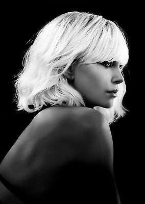 Atomic Blonde (2017) - A2 POSTER **BUY ANY 2 AND GET 1 FREE OFFER**