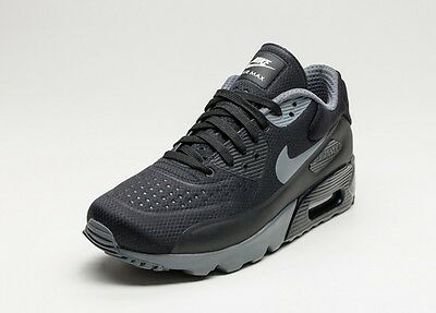 Nike Air Max 90 Ultra SE Size 10.5 Black 845039-003 Trainers Sneakers Shoes