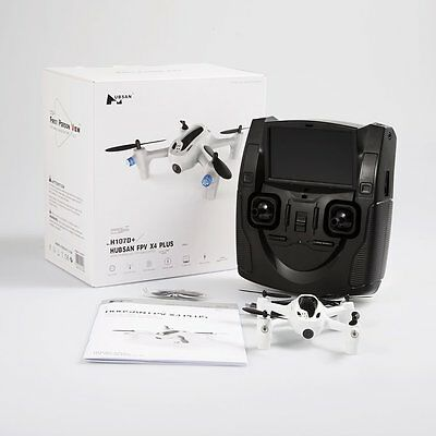 Hubsan FPV X4 Plus Quadcopter Drone with 720p Camera