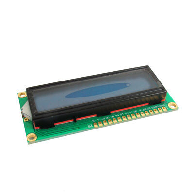DC 5V Wide Angle 1602 16x2 Character LCD Display Module HD44780 Controller