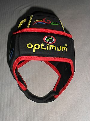 Optimum Hedweb Bokka Protective Headguard Rugby. Size M Boys