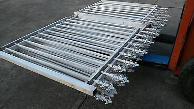 Pool Fencing - Garden fencing - Spear Top - 13m + gate
