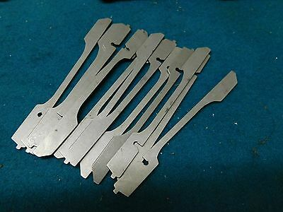 "13 EZ Burr Deburring Tool Replacementy Blades 3.707"" Long"