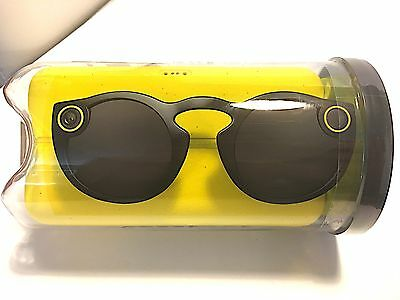 Snapchat Sunglasses / Spectacles  [IOS / Android] [Bluetooth] - (UK)(Black)